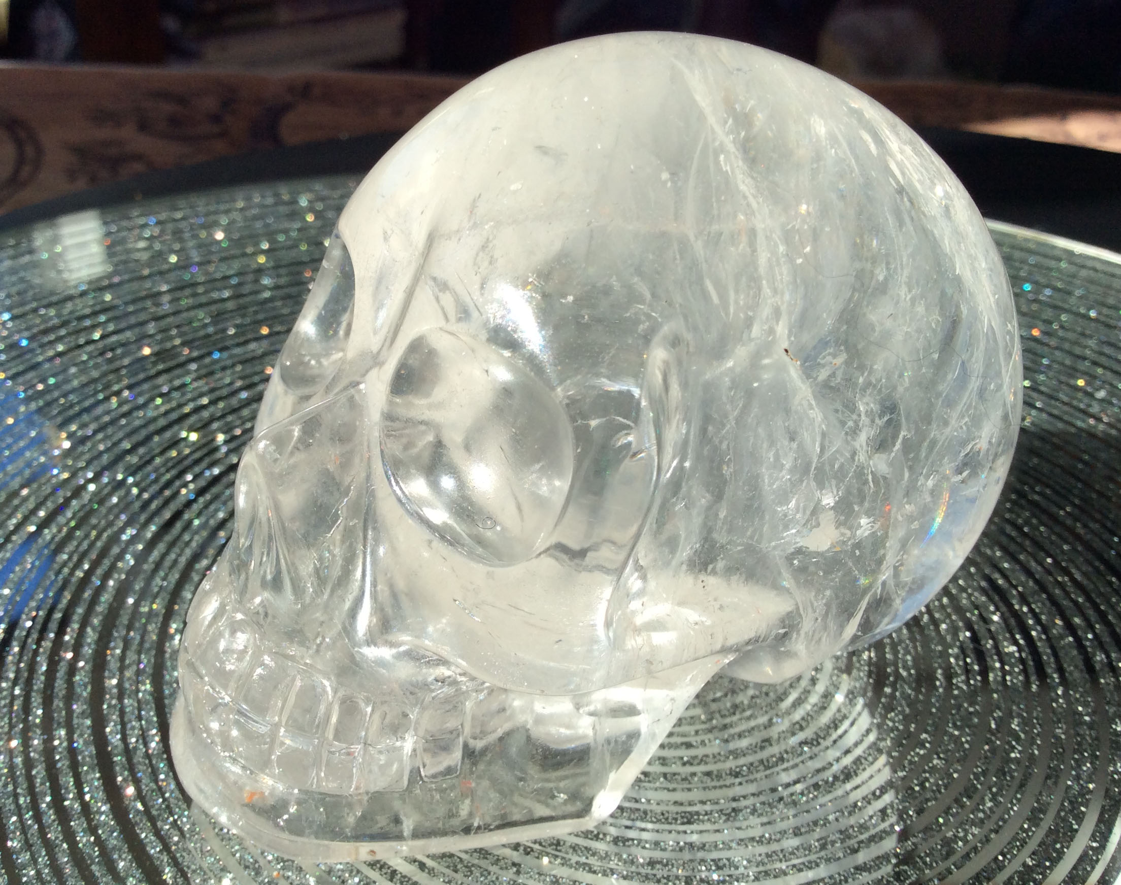 Crystal Skull Article: The most incredible details about ancient crystal skulls
